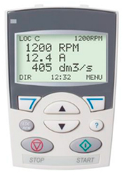 ABB ACS355: интеллектуальная панель управления