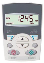 ABB ACS355: базовая панель управления