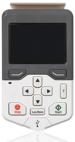 ABB ACS580: интеллектуальная панель управления