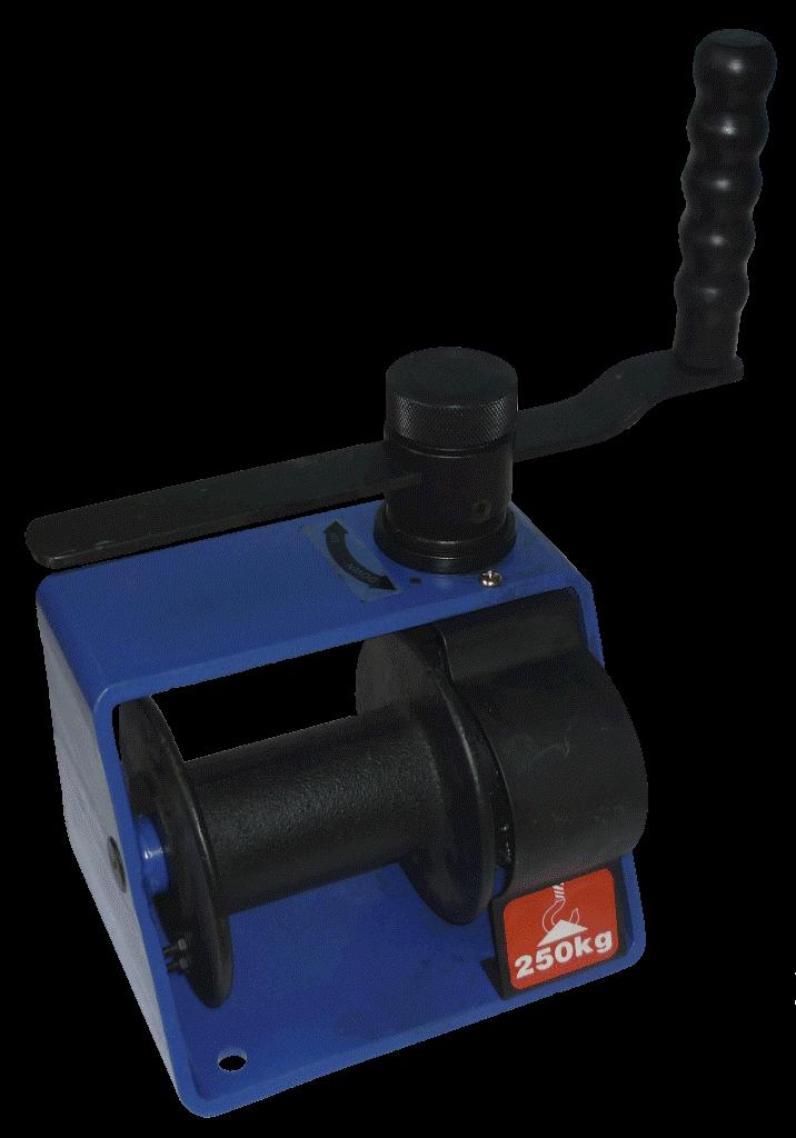 Лебедка ручная HWV тип VS250 LB