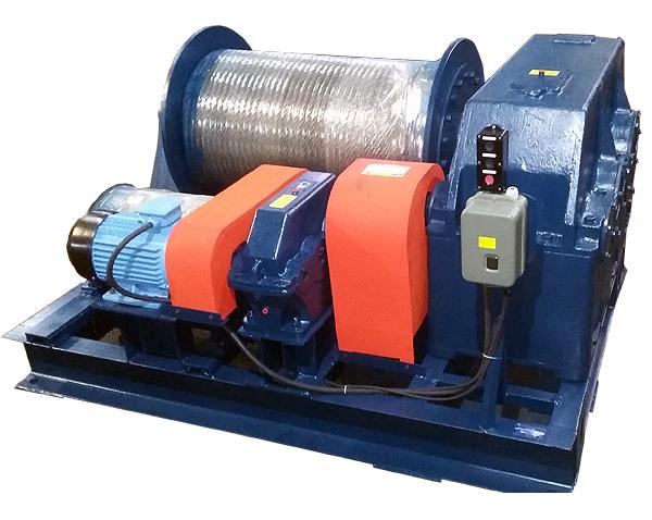 Лебедка электрическая маневровая ТЛ-8Б
