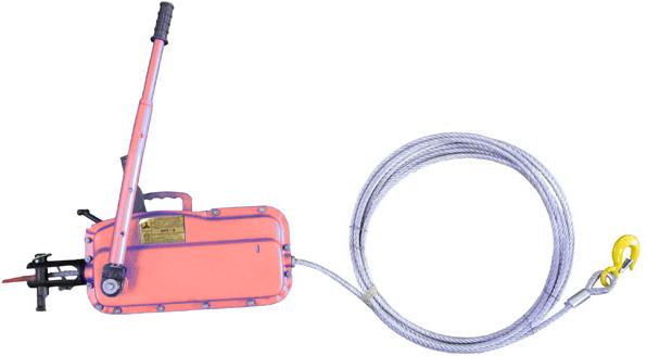 Лебедка МТМ- 1,6 (лебедка ЛРП 1,6)