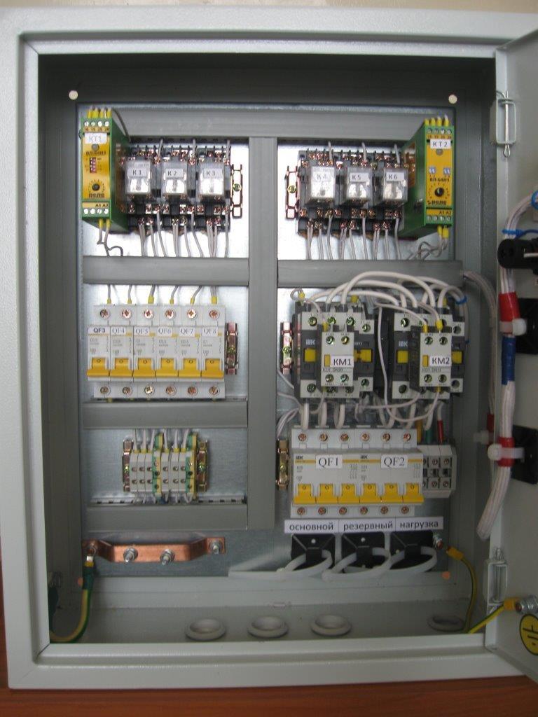 Шкаф автоматического включения резерва АВР купить выгодно с доставкой по РБ от Олэлектро строй