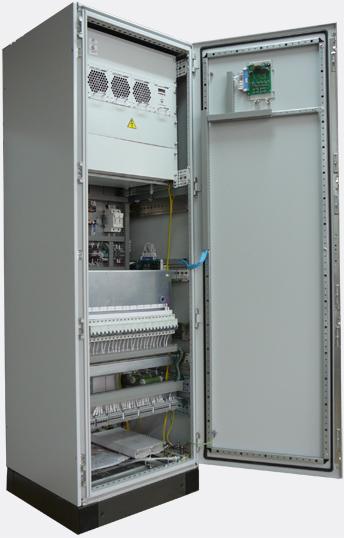ШОТ — шкаф оперативного тока