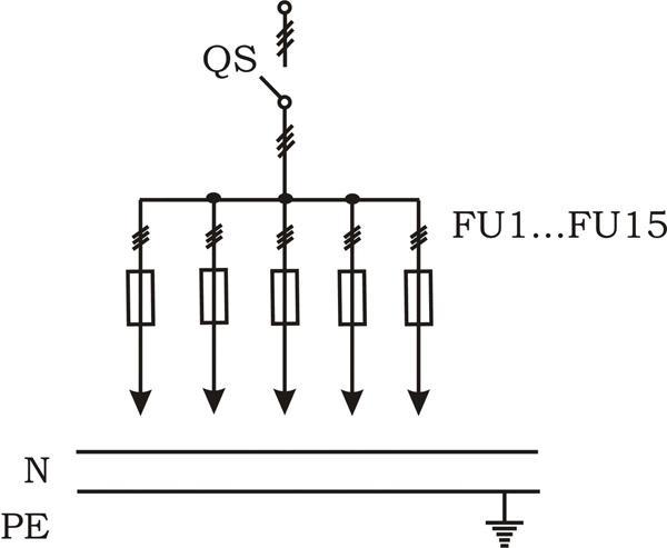 ШР11 схема