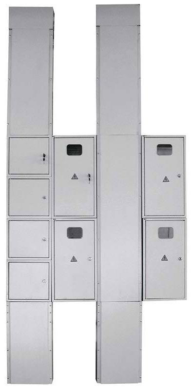 Устройство этажное распределительное модульное секционное УЭРМС изготовление под заказ