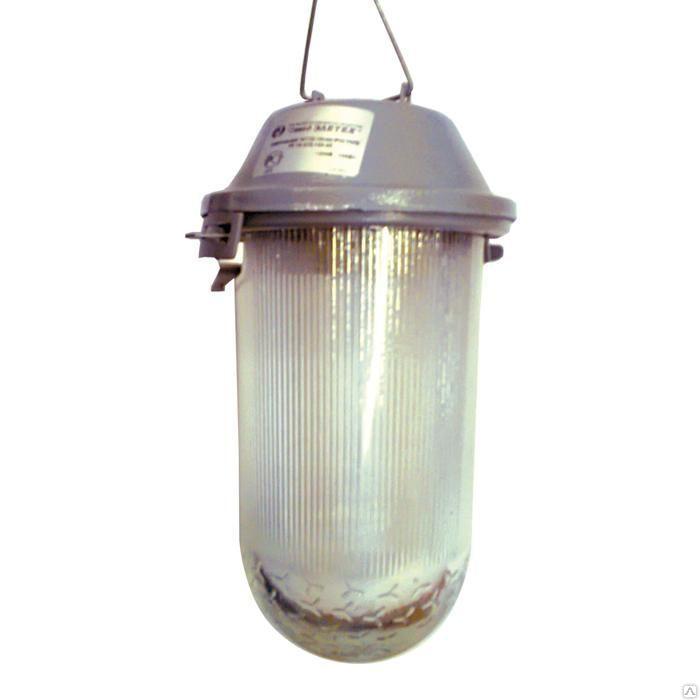 светильник взрывозащищенный НСП02-200-001 (ВЗГ-200) УХЛ2
