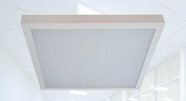 Светильник потолочный Quadro LED